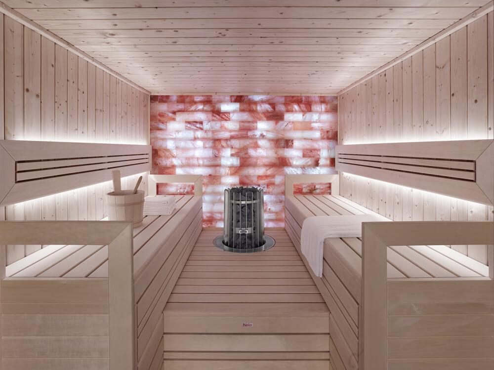 TylöHelo moderni sauna